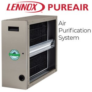 Electronic air cleaner product image of Lennox PUREAIR