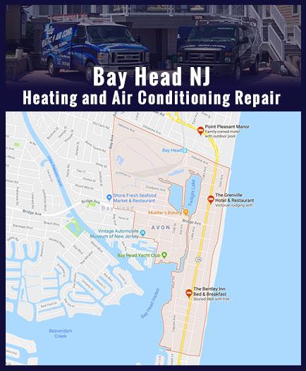 bay head nj hvac heating air conditioning repair